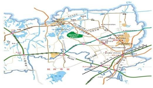 塘栖古镇曾是江南十大古镇之首,京杭大运河穿镇而过.